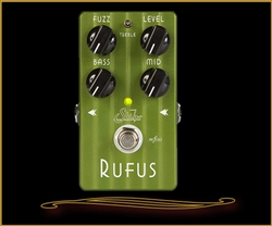 Suhr Rufus Fuzz at The Guitar Sanctuary McKinney Texas