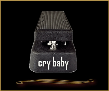 Dunlop CM95 Clyde McCoy® Cry Baby® Wah Wah at The Guitar Sanctuary McKinney Texas
