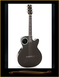 RainSong CO-WS1005NS Concert Series with Offset Soundhole