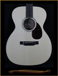 Collings OM1 with German Spruce Top and Sacha Rosewood Back and Sides at The Guitar Sanctuary McKinney Texas