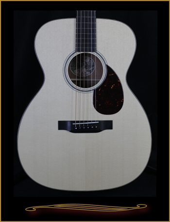 Collings OM1 with German Spruce Top and Sacha Rosewood Back and Sides