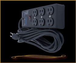 Furman SS-6B Pro Surge Supressor/Powerstrip at The Guitar Sanctuary McKinney Texas