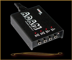 Cioks Adam Link Expandable Pedalboard Power Supply at The Guitar Sanctuary McKinney Texas