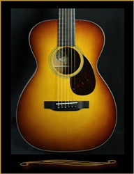 "Collings 01A with Sunburst Top and 1 3/4"" Nut Width at The Guitar Sanctuary McKinney Texas"