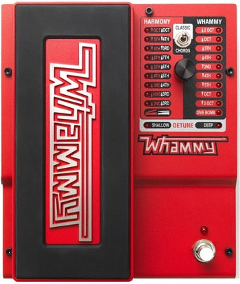 Digitech Whammy Pedal (5th Generation) at The Guitar Sanctuary McKinney Texas