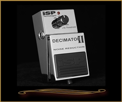 ISP Decimator II Noise Reduction Pedal