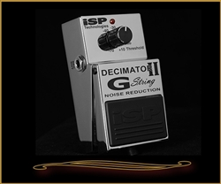 ISP Decimator II G String Noise Reduction Pedal