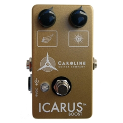 Caroline Guitar Company Icarus Boost at The Guitar Sanctuary McKinney Texas