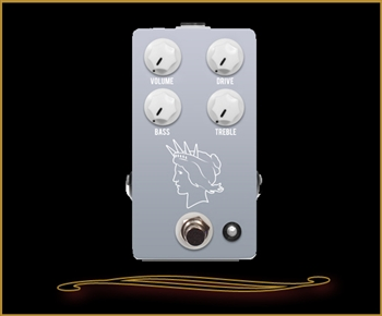 JHS Twin Twelve Channel Drive Overdrive Pedal at The Guitar Sanctuary McKinney Texas