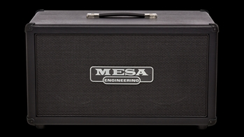 Mesa Boogie 2x12 Rectifier Compact Cabinet at The Guitar Sanctuary McKinney Texas
