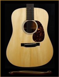 Martin D-18 Authentic 1939 with VTS Top at The Guitar Sanctuary McKinney Texas