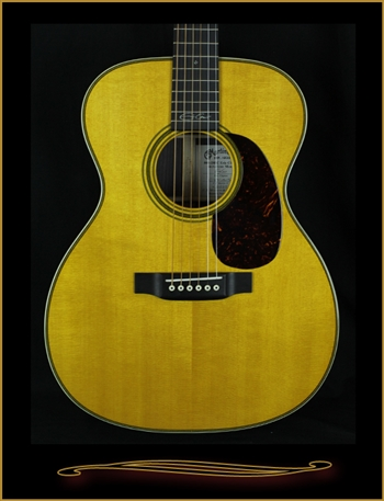 Martin 000-28EC Eric Clapton Signature Model at The Guitar Sanctuary McKinney Texas