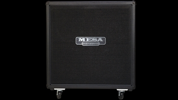 Mesa Boogie 4X12 Recto® Traditional Straight Cabinet at The Guitar Sanctuary McKinney Texas