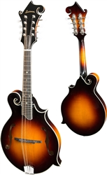 Eastman MD615-SB F-Style Mandolin at The Guitar Sanctuary McKinney Texas