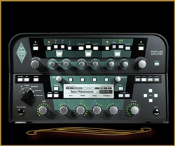 Kemper Profiler Head and Remote Package in Black