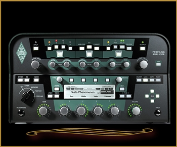 Kemper Profiler and Remote Package in Black