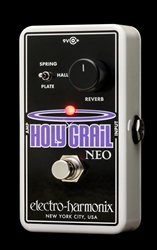 Electro Harmonix Holy Grail Neo Reverb Pedal at The Guitar Sanctuary McKinney Texas