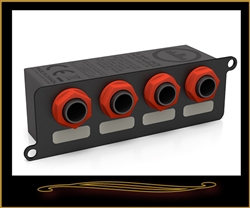 Temple Audio 4-Way Jack Patch Module at The Guitar Sanctuary McKinney Texas