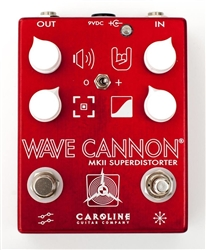 "Caroline Guitar Company Wave Cannonâ""¢ MKII Fuzz at The Guitar Sanctuary"