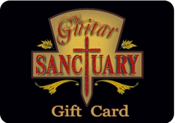 Guitar Sanctuary $500 Gift Card at The Guitar Sanctuary McKinney Texas