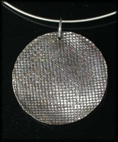 Grid Necklace