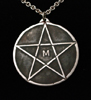 Pentagram Necklace (Portfolio)
