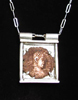 Roman Coin Necklace (Portfolio)