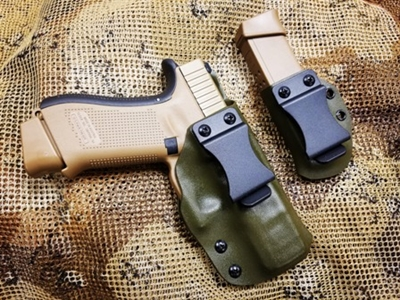 Inside the Waistband Holster IWB with FOMI clip