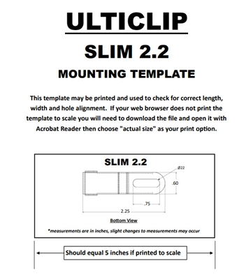 Ulticlip Slim 2.2