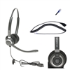 FortiFone Phone Headset with Dual and Single Ear Option