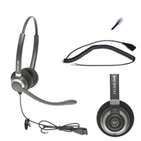 OvisLink Headset for Office and Work at Home