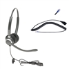FortiFone Phone Headset with Dual Ear by OvisLink