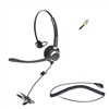 Cisco Phone Headset with RJ9 Quick Disconnect Cord New OvisLink headset model