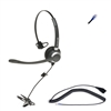 FortiFone Phone headset with Silicon Ear Cushion
