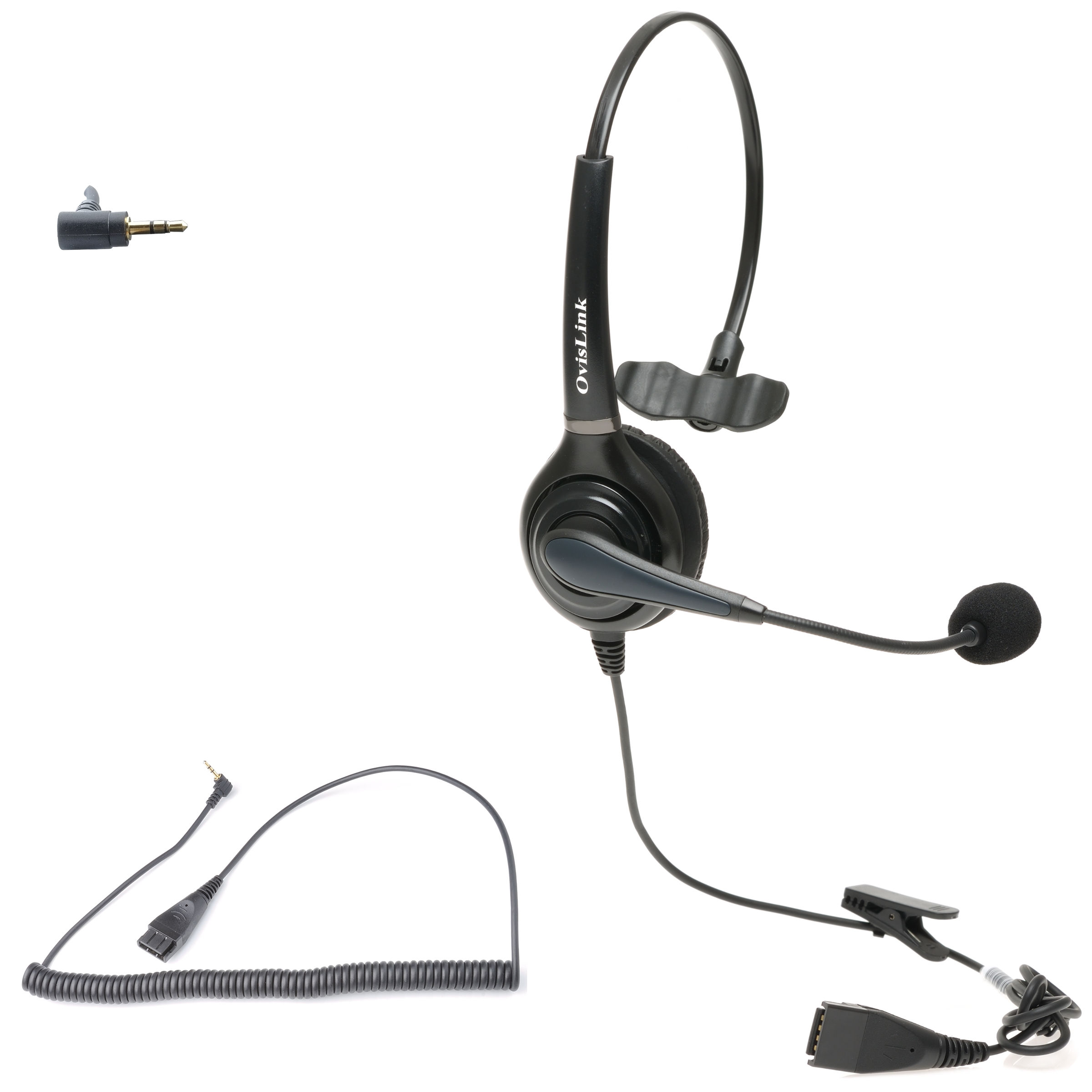 d1d9be07bc0 AT&T Corded Phone headset.