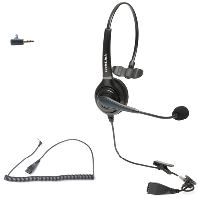 Allworx 91 Series IP Phone Single-Ear Headset
