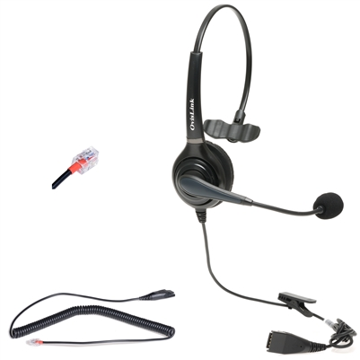 Grandstream IP Phones Single-Ear Headset
