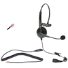 Professional Call center headset for Avaya 9600/1600 Series Phones, Grandstream Phones, Snom, Zultys Phones