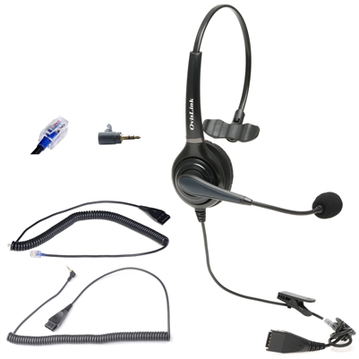 Polycom IP phone headset