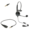 Android Mobile Call Center Single-Ear Headset
