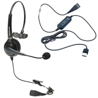 USB Call Center Headset