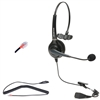 Zultys IP Phone Single-Ear Headset