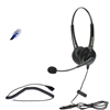 Avaya phone dual-ear headset