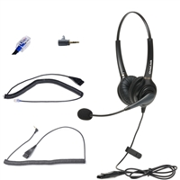 Polycom IP Phone Headset dual ear