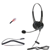 Zultys IP Phone Dual-Ear Headset