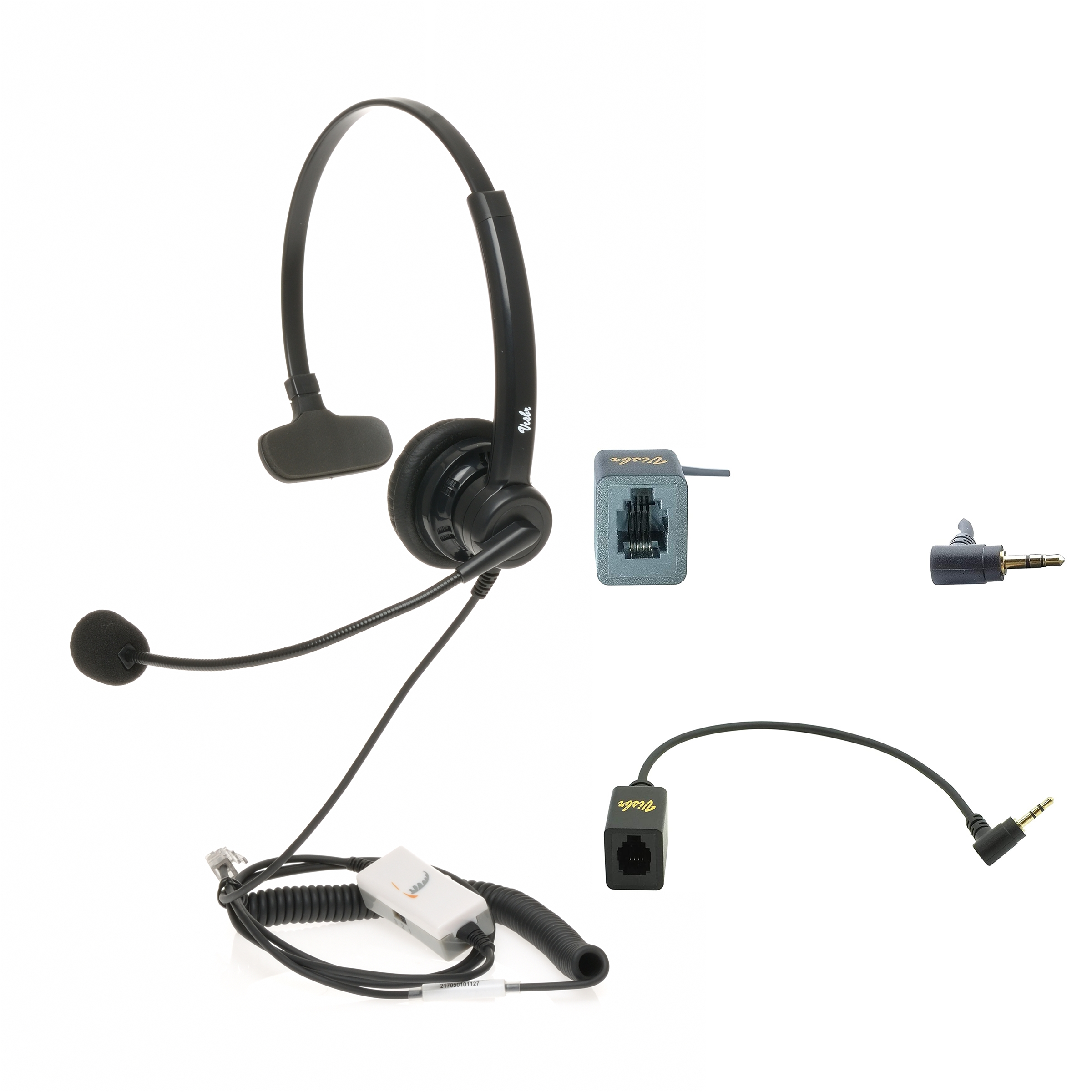 Visbr Small Office And Work At Home Headset
