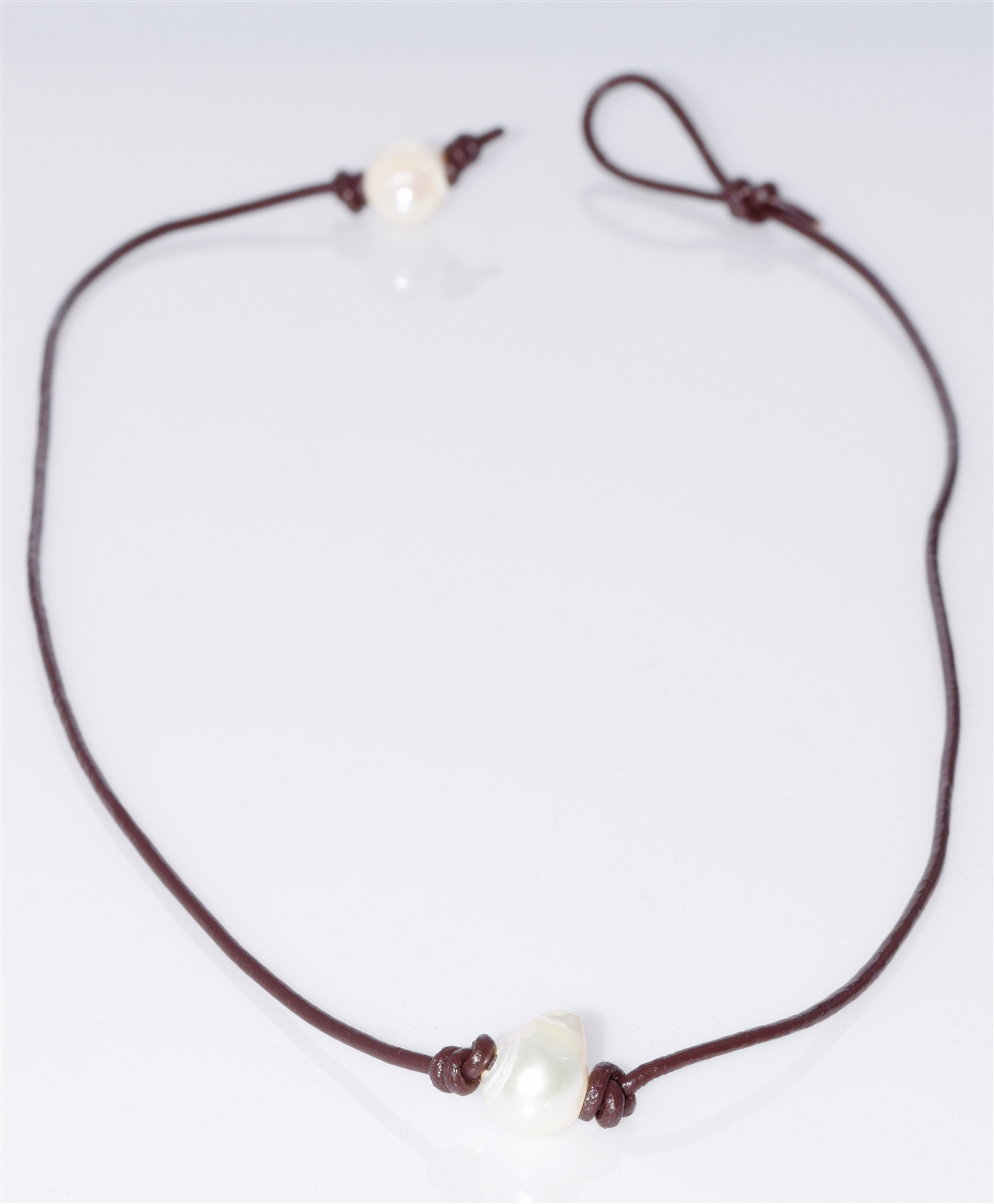 cosa product necklace brown handmade bella at jewelry season pearl tis the tyler sm single store