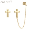 23364 CROSS EAR CUFF