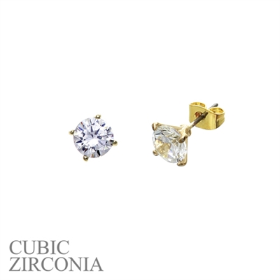 24777-7CR SMALL RHINESTONE STUDS