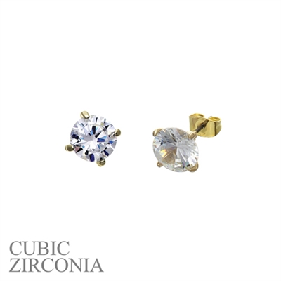24777-8CR SMALL RHINESTONE STUDS